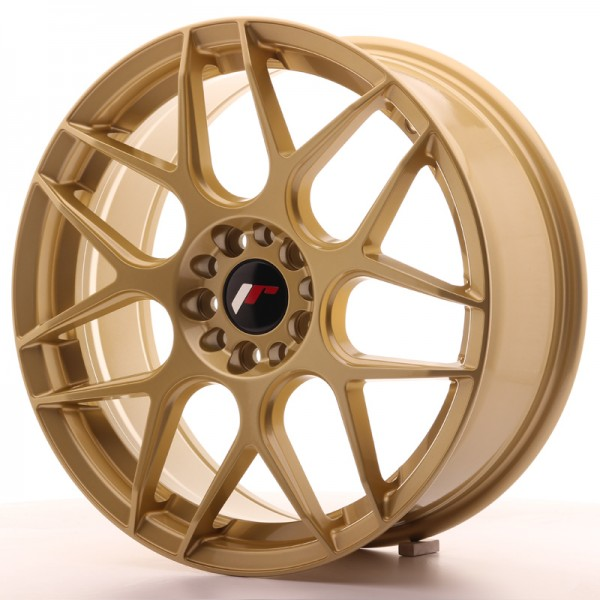 JR Wheels JR18 18x7,5 ET40 5x112/114 Gold