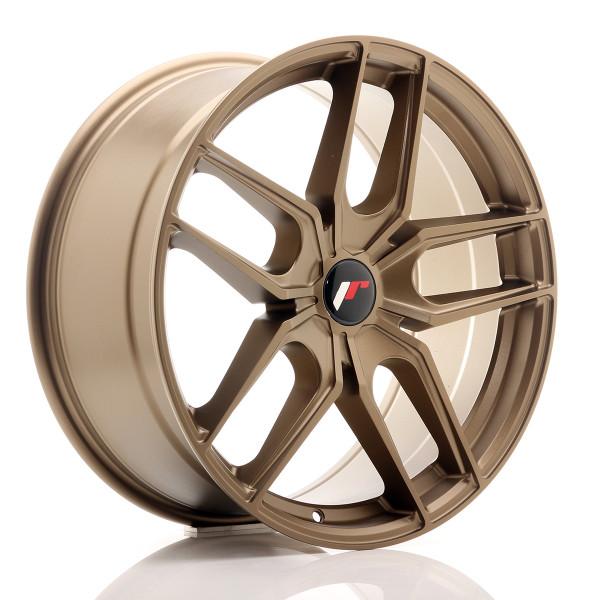 JR Wheels JR25 19x8,5 ET40 5H BLANK Bronze