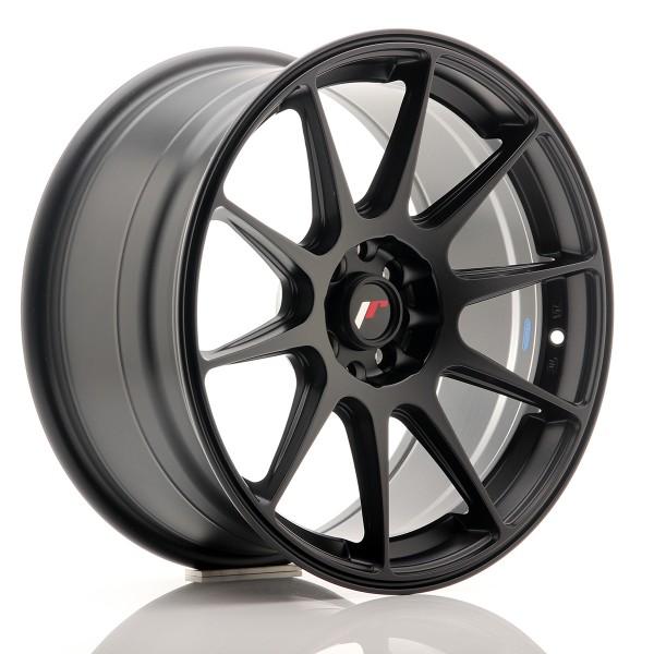 JR Wheels JR11 17x8,25 ET25 4x100/108 Matt Black
