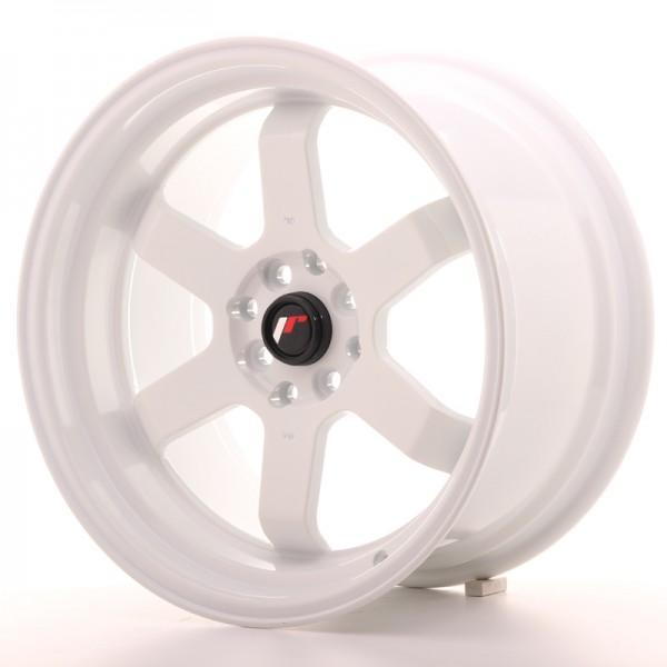 Japan Racing JR12 17x9 ET25 4x100/114 White