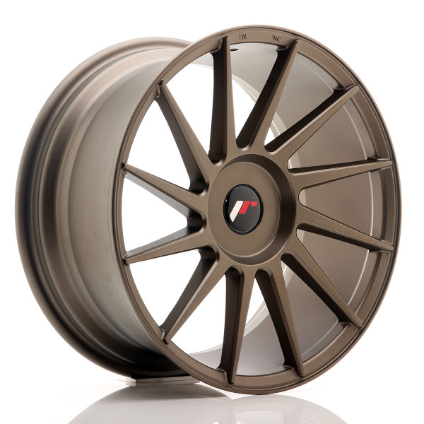 JR Wheels JR22 18x8,5 ET40 BLANK Matt Bronze