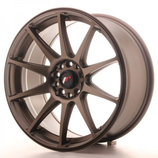 JR Wheels JR11 18x8,5 ET40 5x112/114 Dark Bronze