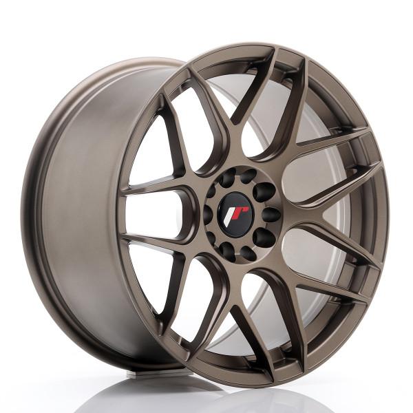 JR Wheels JR18 18x9,5 ET22 5x114/120 Matt Bronze