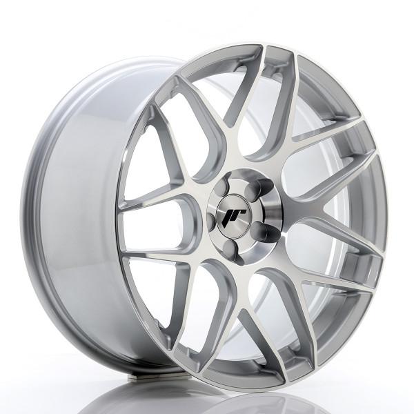 JR Wheels JR18 19x9,5 ET20-35 5H Blank Silver Machined