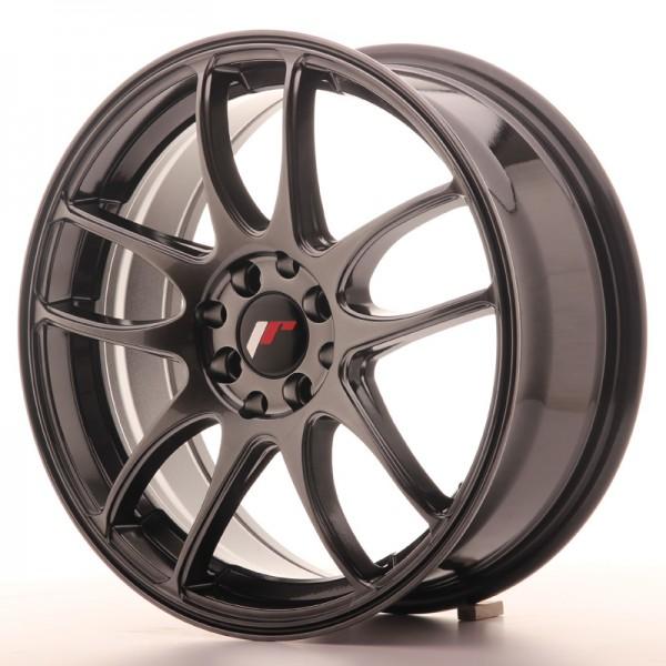 JR Wheels JR29 17x7 ET40 4x100/114 Hyper Black