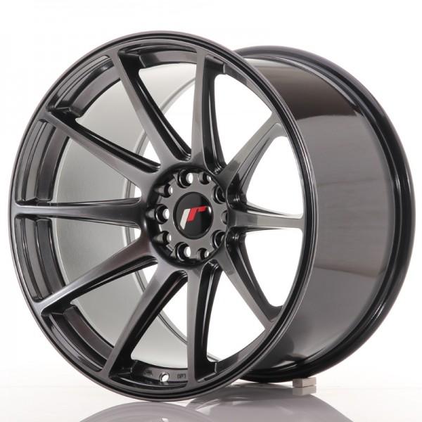 JR Wheels JR11 19x11 ET25 5x114/120 Hyper Black