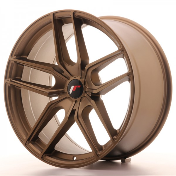 Japan Racing JR25 20x10 ET40 5H Blank Bronze