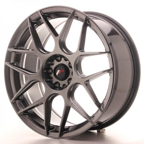 JR Wheels JR18 19x8,5 ET35 5x100/120 Hyper Black