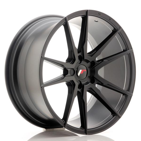 JR Wheels JR21 20x10 ET40 5H BLANK Matt Black