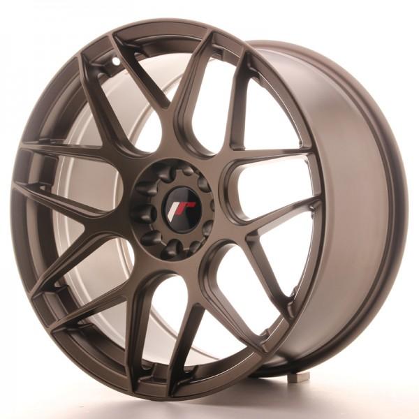 JR Wheels JR18 19x9,5 ET22 5x114/120 Matt Bronze