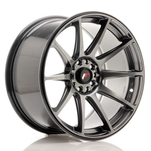 JR Wheels JR11 18x9,5 ET30 5x100/108 Dark Hyper Black