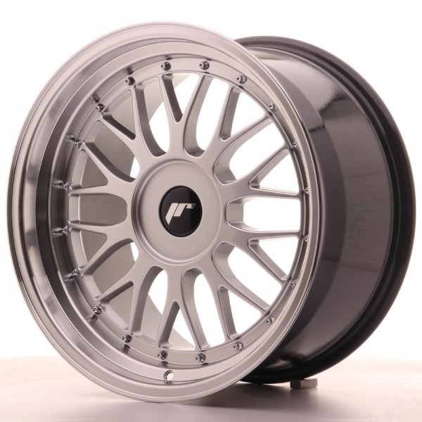 Japan Racing JR23 18x9,5 ET25-42 Blank Hyper Silve