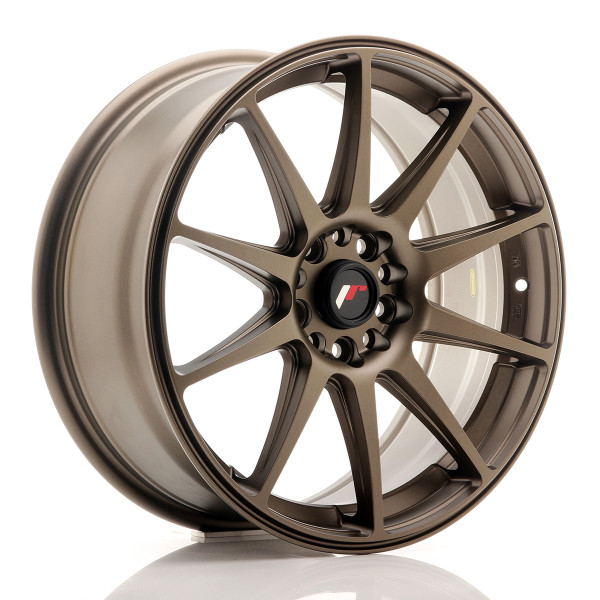JR Wheels JR11 18x7,5 ET40 5x112/114 Dark Bronze
