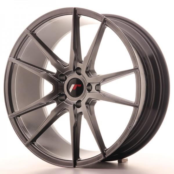 JR Wheels JR21 20x8,5 ET30 5x120 Hyper Black
