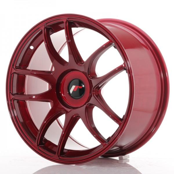 JR Wheels JR29 18x9,5 ET20-47 BLANK Platinum Red