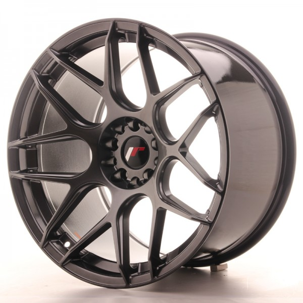 JR Wheels JR18 19x11 ET25 5x114/120 Hyper Black
