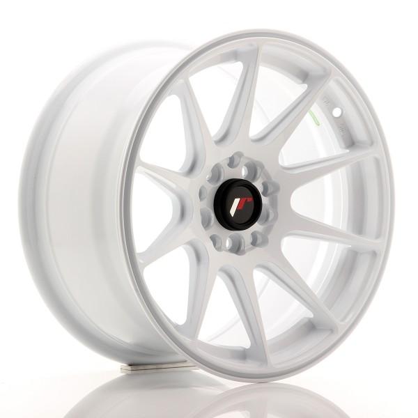 JR Wheels JR11 16x8 ET25 5x100/114 White