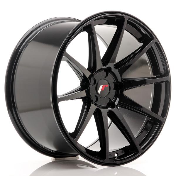 JR Wheels JR11 20x11 ET30-52 5H BLANK Gloss Black