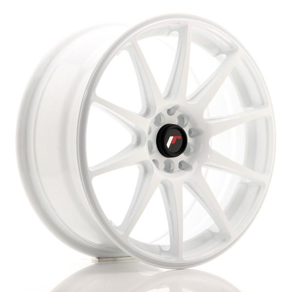 JR Wheels JR11 18x7,5 ET35 5x100/120 White