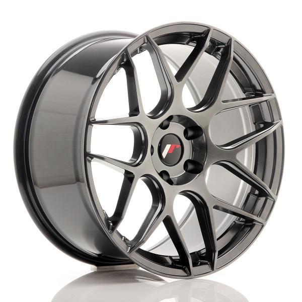 JR Wheels JR18 19x9,5 ET35 5x100/120 Hyper Black