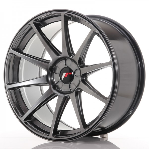 JR Wheels JR11 19x9,5 ET22-35 5H BLANK Hyper Black