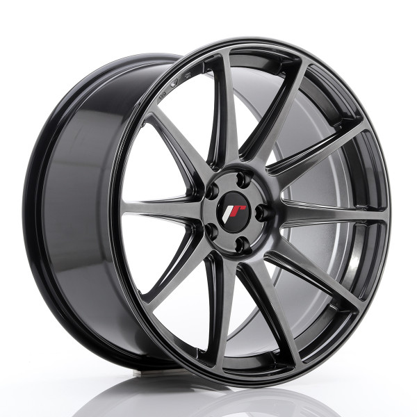 JR Wheels JR11 20x10 ET40 5x120 Hyper Black