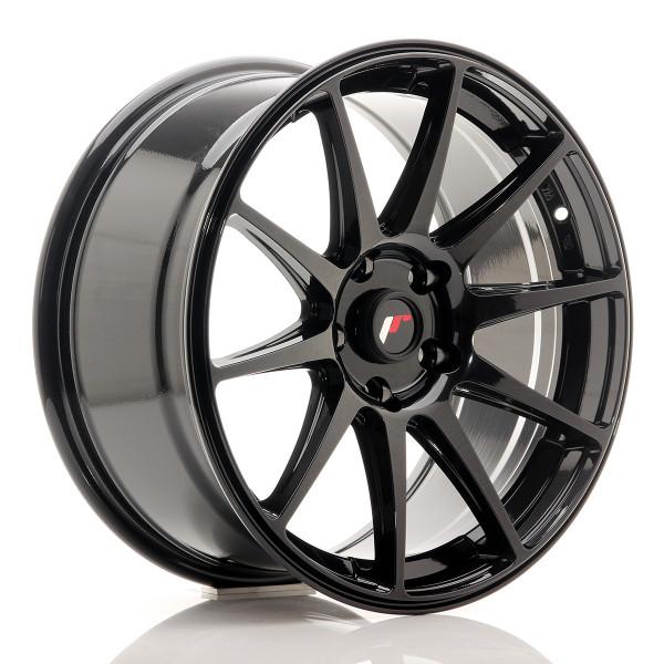 JR Wheels JR11 18x8,5 ET35 5x100/108 Gloss Black