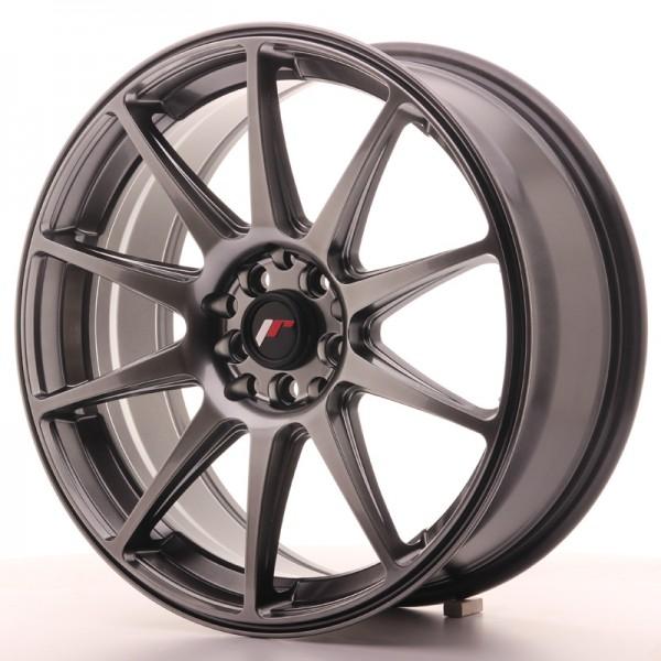 JR Wheels JR11 18x7,5 ET35 5x100/120 Dark Hyper Black