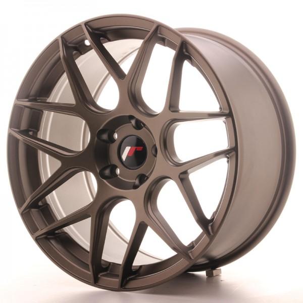 JR Wheels JR18 19x9,5 ET35 5x120 Matt Bronze