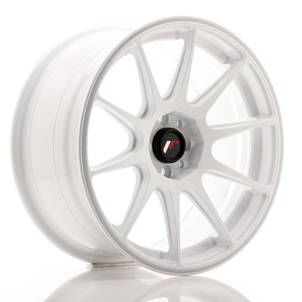 JR Wheels JR11 17x8,25 ET25 4x100/108 White