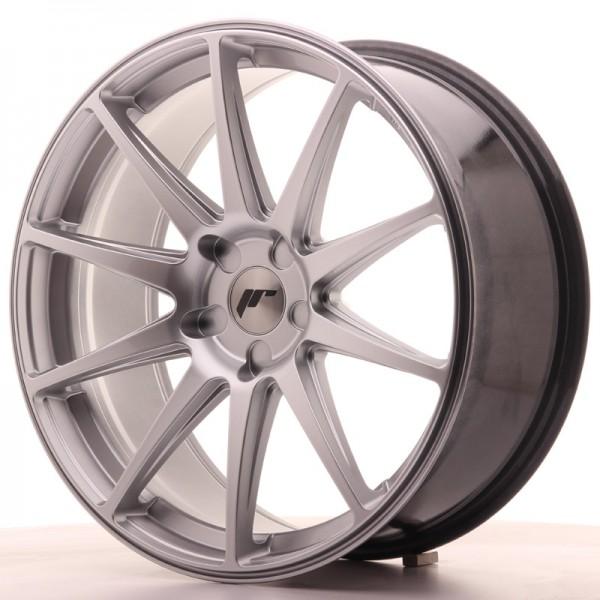 JR Wheels JR11 20x8,5 ET20-35 5H BLANK Hyper Silver