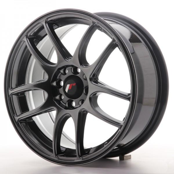 JR Wheels JR29 16x7 ET40 5x100/114 Hyper Black
