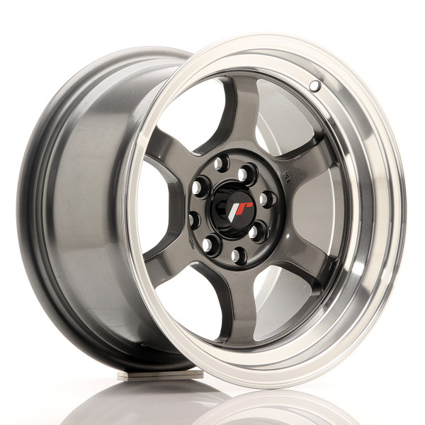 JR Wheels JR12 15x8,5 ET13 4x100/114 Gun Metal