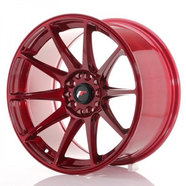JR Wheels JR11 18x9,5 ET22 5x114/120 Platinum Red