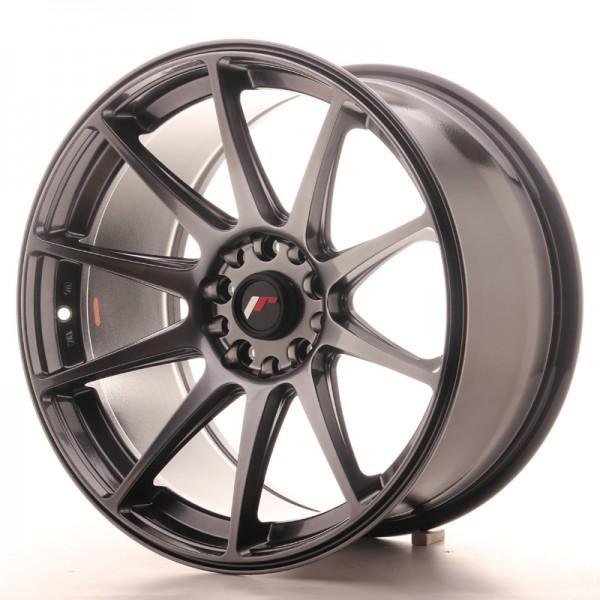 JR Wheels JR11 18x9,5 ET22 5x114/120 Dark Hyper Black