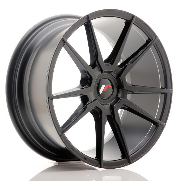 JR Wheels JR21 18x8,5 ET30-40 BLANK Matt Black