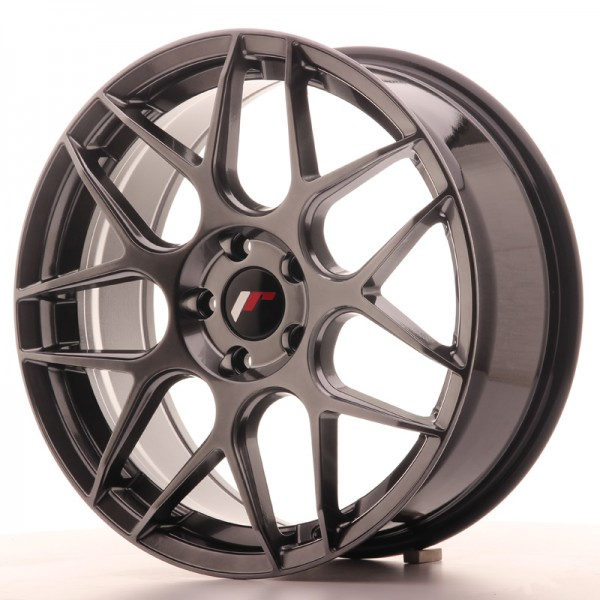 JR Wheels JR18 18x7,5 ET40 5x112 Hyper Black