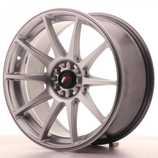 JR Wheels JR11 18x8,5 ET40 5x112/114 Hyper Silver