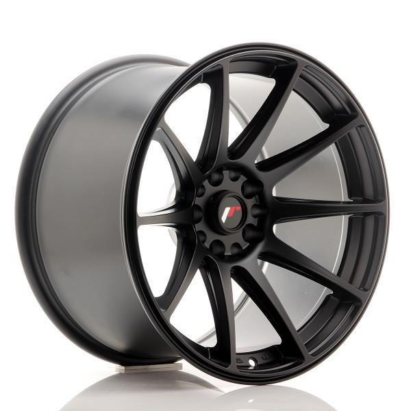 JR Wheels JR11 18x10,5 ET0 5x114/120 Flat Black