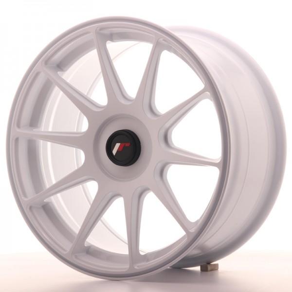JR Wheels JR11 17x8,25 ET35 BLANK White