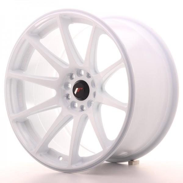 JR Wheels JR11 18x9,5 ET30 5x112/114 White