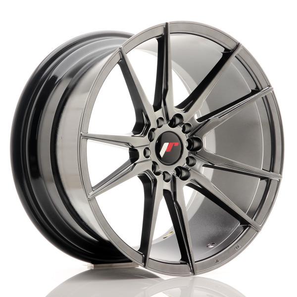 JR Wheels JR21 18x9,5 ET40 5x112/114 Hyper Black