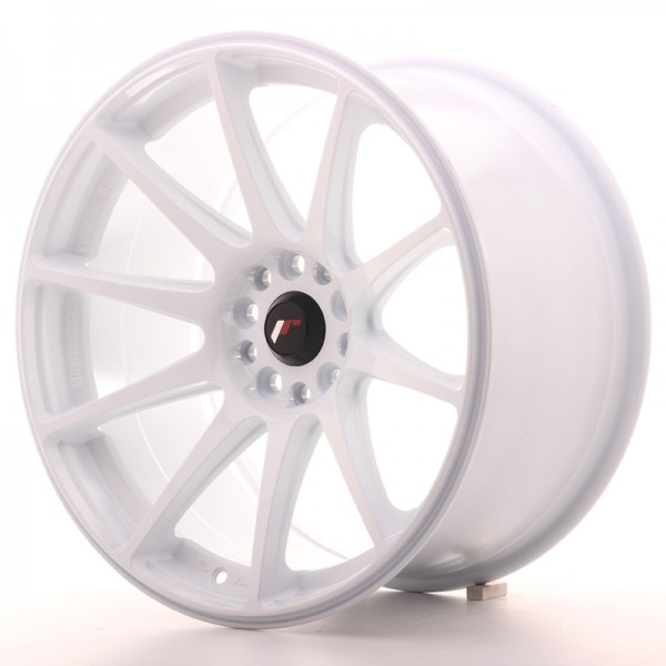 JR Wheels JR11 18x9,5 ET22 5x114/120 White