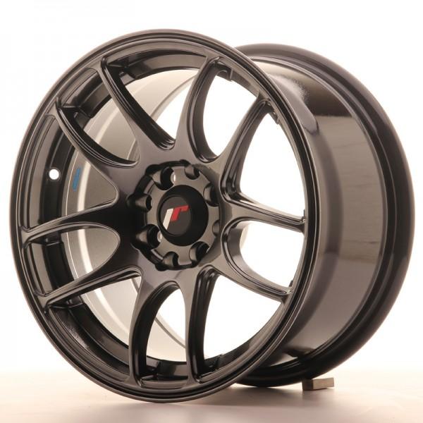 JR Wheels JR29 15x8 ET28 4x100/108 Hyper Black