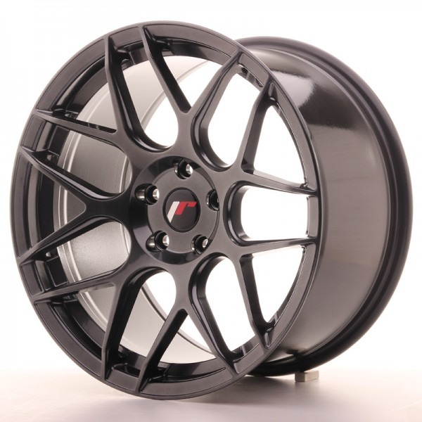 JR Wheels JR18 18x9,5 ET35 5x100/120 Hyper Black