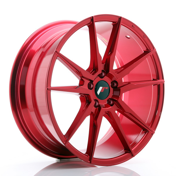 JR Wheels JR21 19x8,5 ET40 5x112 Platinum Red