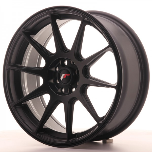 JR Wheels JR11 17x7,25 ET35 5x100/114,3 Matt Black