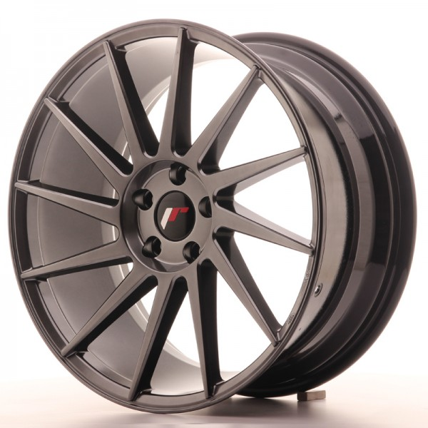 JR Wheels JR22 19x8,5 ET40 5x112 Hyper Black