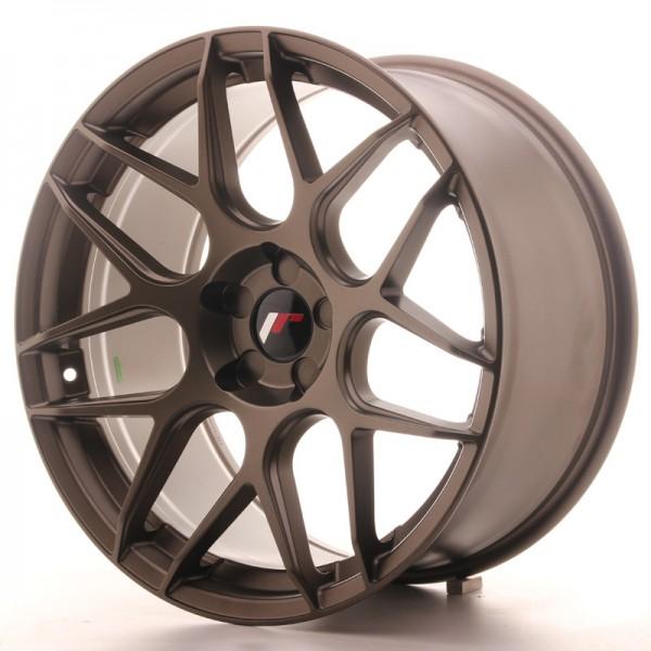 JR Wheels JR18 19x9,5 ET22-35 5H BLANK Matt Bronze