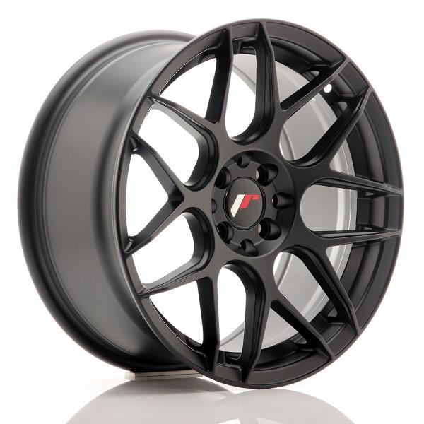 JR Wheels JR18 17x8 ET35 4x100/114 Matt Black
